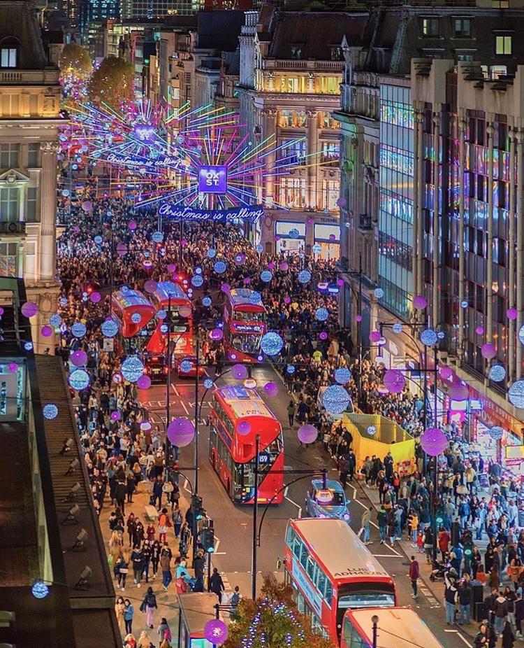 London Christmas Holidays